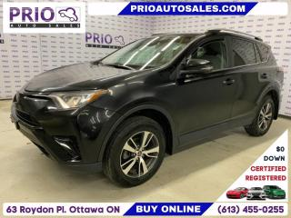 Used 2018 Toyota RAV4 FWD LE for sale in Ottawa, ON