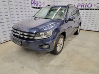 Used 2016 Volkswagen Tiguan 4MOTION 4dr Auto Comfortline for sale in Ottawa, ON