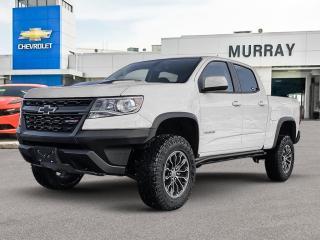 New 2022 Chevrolet Colorado ZR2 for sale in Winnipeg, MB