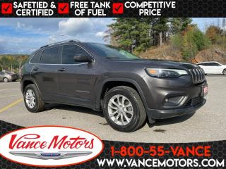 Used 2019 Jeep Cherokee NORTH 4X4 for sale in Bancroft, ON