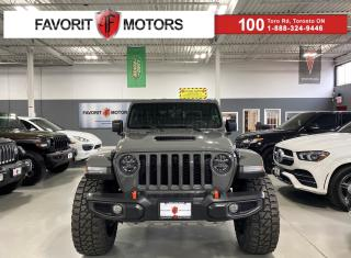 Used 2021 Jeep Gladiator Mojave|DESERT-RATED|FOXSHOCKS|2WHEELSETS|SOFTTOP|+ for sale in North York, ON
