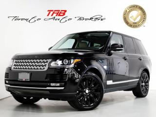 Used 2014 Land Rover Range Rover 4WD 4dr SC SWB for sale in Vaughan, ON