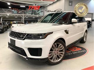 Used 2018 Land Rover Range Rover Sport HSE TD6 | APPLE CARPLAY | PANO | COMING SOON for sale in Vaughan, ON