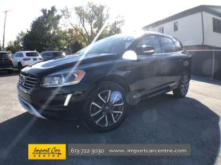 Used 2017 Volvo XC60 T5 Special Edition Premier LEATHER  PANO ROOF  NAV for sale in Ottawa, ON