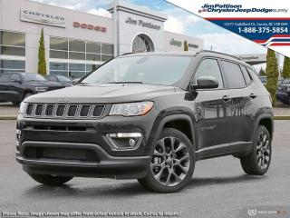 New 2021 Jeep Compass 80th Anniversary Edition for sale in Surrey, BC