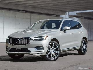 Used 2018 Volvo XC60 T6 Inscription for sale in Niagara Falls, ON
