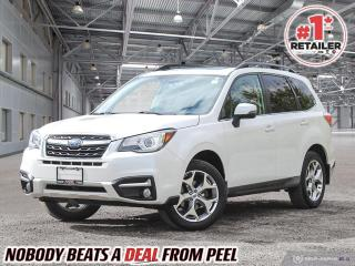 Used 2017 Subaru Forester 2.5i Touring for sale in Mississauga, ON