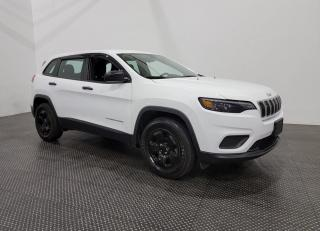 Used 2019 Jeep Cherokee Sport AWD - Bluetooth - Climatiseur for sale in Laval, QC