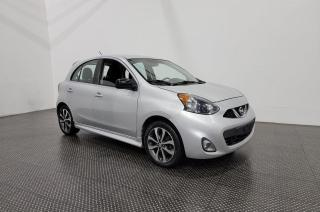 Used 2015 Nissan Micra SR AUTOMATIQUE - Bluetooth - Climatiseur for sale in Laval, QC