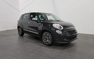 Used 2014 Fiat 500 L Lounge - Cuir - Toit ouvrant - Climatiseur for sale in Laval, QC