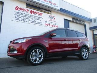 Used 2014 Ford Escape Titanium for sale in Swift Current, SK