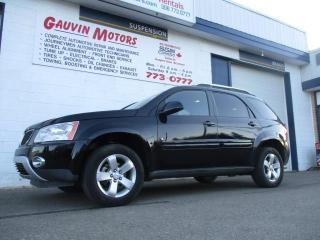 Used 2008 Pontiac Torrent AWD LOADED LEATHER SUNROOF for sale in Swift Current, SK