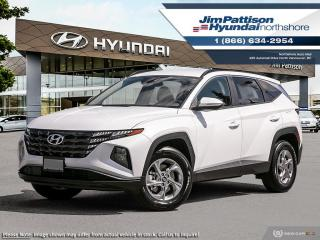 New 2022 Hyundai Tucson Preferred for sale in North Vancouver, BC