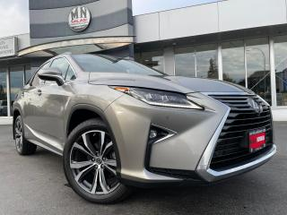 Used 2019 Lexus RX 450h HYBRID LEATHER SUNROOF NAVI 360CAM 5800KM for sale in Langley, BC