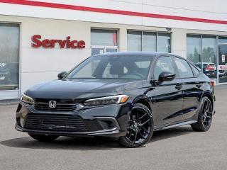 New 2022 Honda Civic Sport for sale in Brandon, MB