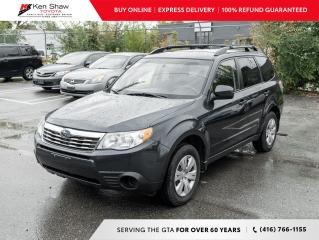 Used 2010 Subaru Forester SPECIAL EDITION for sale in Toronto, ON
