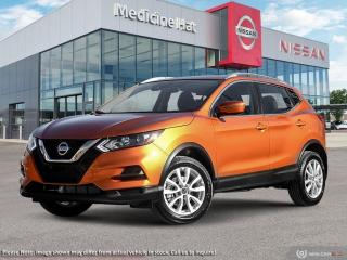 New 2021 Nissan Qashqai SV for sale in Medicine Hat, AB