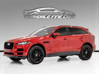Used 2019 Jaguar F-PACE 30T AWD PRESTIGE. Driver Assist, Pano, Cam, Navi, Loaded! for sale in Concord, ON