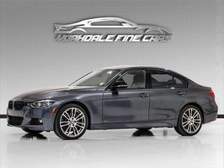 Used 2018 BMW 3 Series 330i xDrive AWD. M Sport. Premium Pkg. HUD, Loaded! for sale in Concord, ON