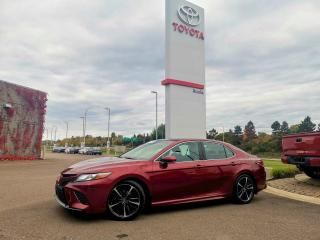 Used 2018 Toyota Camry XSE V6 for sale in Moncton, NB