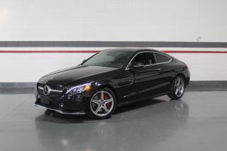 Used 2018 Mercedes-Benz C-Class C300 4MATIC COUPE NO ACCIDENTS I AMG I NAVIGATION I  360 CAM for sale in Mississauga, ON