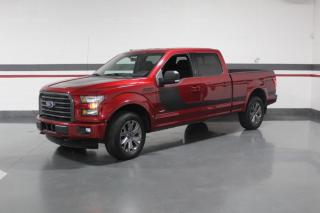 Used 2017 Ford F-150 SPORT CREW NO ACCIDENTS 3.5L I NAVIGATION I CARPLAY I 6.5FT for sale in Mississauga, ON