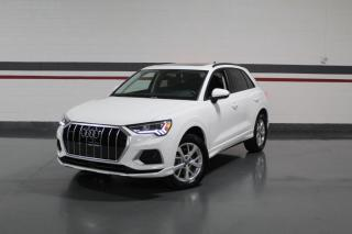 Used 2021 Audi Q3 NO ACCIDENTS I REAR CAM I CARPLAY I PANOROOF I LEATHER for sale in Mississauga, ON