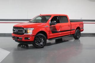 Used 2018 Ford F-150 SPORT SUPERCREW I NO ACCIDENTS I 5.0L I REAR CAM I CARPLAY for sale in Mississauga, ON