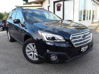 Used 2016 Subaru Outback 2.5i Premium - BACK-UP CAM! BSM! SUNROOF! for sale in Kitchener, ON