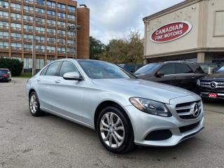 Used 2015 Mercedes-Benz C 300 NAVI | BACK UP CAM | PANO | 4 MATIC | BLIND SPORT MONITOR | for sale in Scarborough, ON