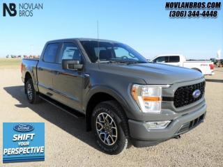 New 2021 Ford F-150 XL  - STX Package - Cruise Control for sale in Paradise Hill, SK