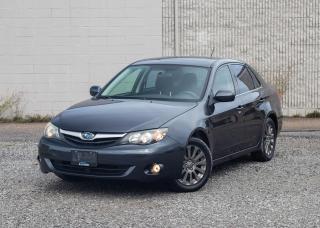 Used 2011 Subaru Impreza 2.5i Premium 4-Door Touring AWD, Sunroof for sale in St. Catharines, ON