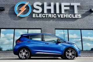 Used 2017 Chevrolet Bolt EV PREMIER REAR PARK ASSIST, BOSE, ALL ELECTRIC for sale in Oakville, ON