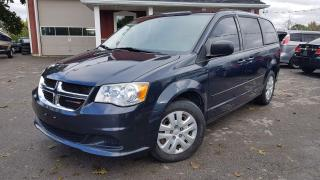 Used 2014 Dodge Grand Caravan SE for sale in Dunnville, ON