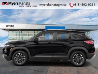 New 2022 Chevrolet TrailBlazer LT  - Remote Start for sale in Kanata, ON