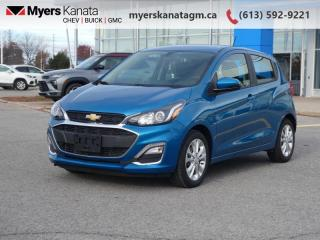 Used 2019 Chevrolet Spark LT  - Aluminum Wheels -  Cruise Control for sale in Kanata, ON