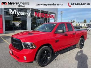 Used 2019 RAM 1500 Classic Tradesman  - $288 B/W - Low Mileage for sale in Orleans, ON