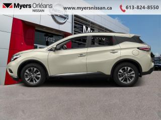 Used 2017 Nissan Murano S  - Navigation -  Heated Seats - $144 B/W for sale in Orleans, ON