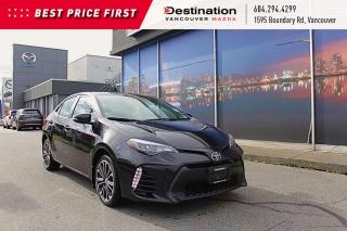Used 2018 Toyota Corolla SE - Heated Seats, Sunroof, All Weather Mats! for sale in Vancouver, BC