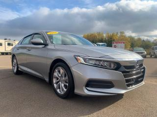 Used 2018 Honda Accord LX for sale in Summerside, PE