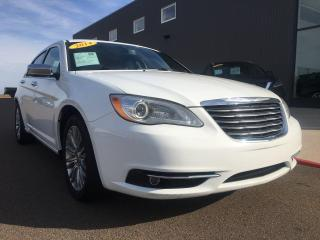 Used 2014 Chrysler 200 Limited for sale in Summerside, PE