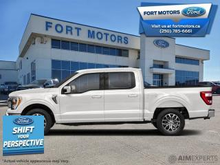 New 2021 Ford F-150 Lariat  - Sunroof - $528 B/W for sale in Fort St John, BC