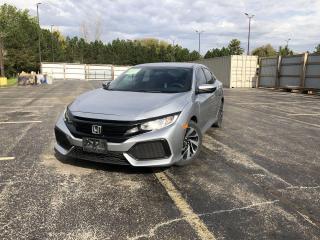 Used 2018 Honda Civic LX HATCHBACK 2WD for sale in Cayuga, ON