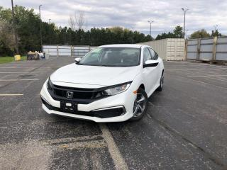 Used 2019 Honda Civic LX 2WD for sale in Cayuga, ON
