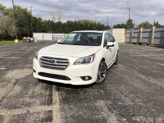 Used 2017 Subaru Legacy 3.6R LIMITED AWD for sale in Cayuga, ON