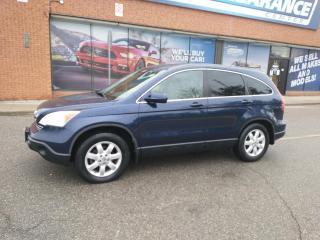 Used 2007 Honda CR-V EX-L for sale in Mississauga, ON