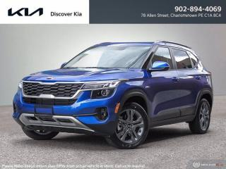 New 2022 Kia Seltos LX for sale in Charlottetown, PE