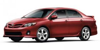 Used 2012 Toyota Corolla S for sale in Gander, NL