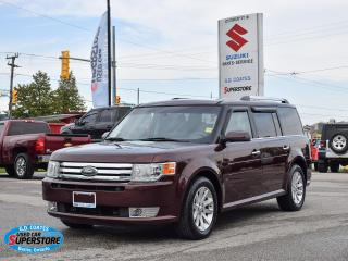 Used 2010 Ford Flex SEL AWD for sale in Barrie, ON