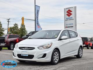 Used 2013 Hyundai Accent GL for sale in Barrie, ON